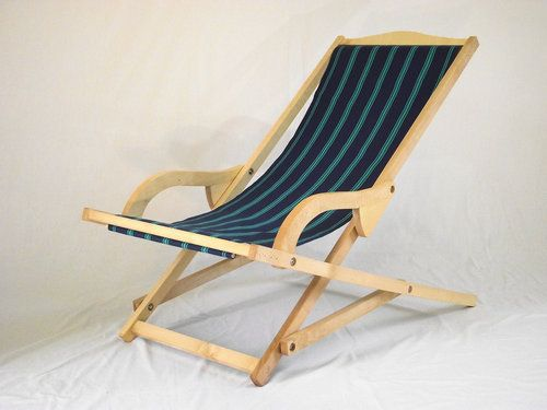 mablethorpe rocking deckchair